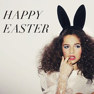 Happy Easter dolls