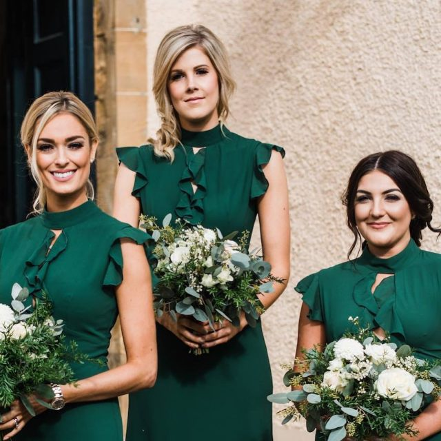 How beautiful is this bride and her bridesmaids For ahellip